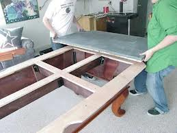 Pool table moves in Merced California